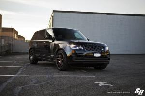 2019 Land Rover Range Rover Autobiography by SR Auto Group on PUR Wheels (FL25)